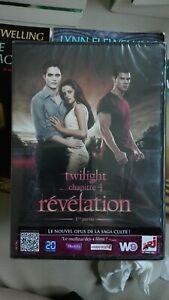 Twilight-Chapitre-4-Revelation-1e-partie-DVD-NEUF-SOUS-BLISTER