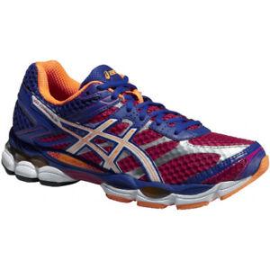 2971ecfbb30 Das Bild wird geladen Asics-Damen-Gel-Cumulus-16-FluidRide-Running-Sneaker-