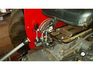 Replaces 180908M1 Plate Massey Ferguson 1860100M95 Lever Control Valve Other Hydraulics & Pneumatics
