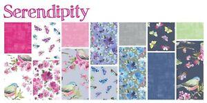 Windham-Serendipity-Fat-Quarter-Bundle-14pc-Precut-Quilting-Fabric
