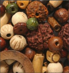 Wood-and-Seed-Big-Value-Bead-Mix-30-pieces