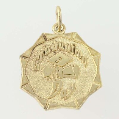 Doctorate Diploma Certificate Scroll 2D sterling silver charm .925 x 1 DKC42093