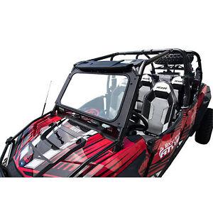 Polaris Rzr 1000 Windshield >> Details About Tusk Utv Full Glass Windshield Vented Front Window Polaris Rzr Xp 4 1000 Turbo