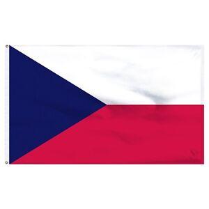 3x5 Czech Ceska Republic Republika Flag 3'x5' house Banner Grommets premium