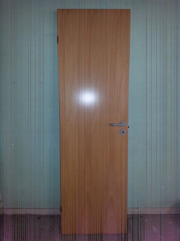 Dørparti, træ, b: 62 h: 204