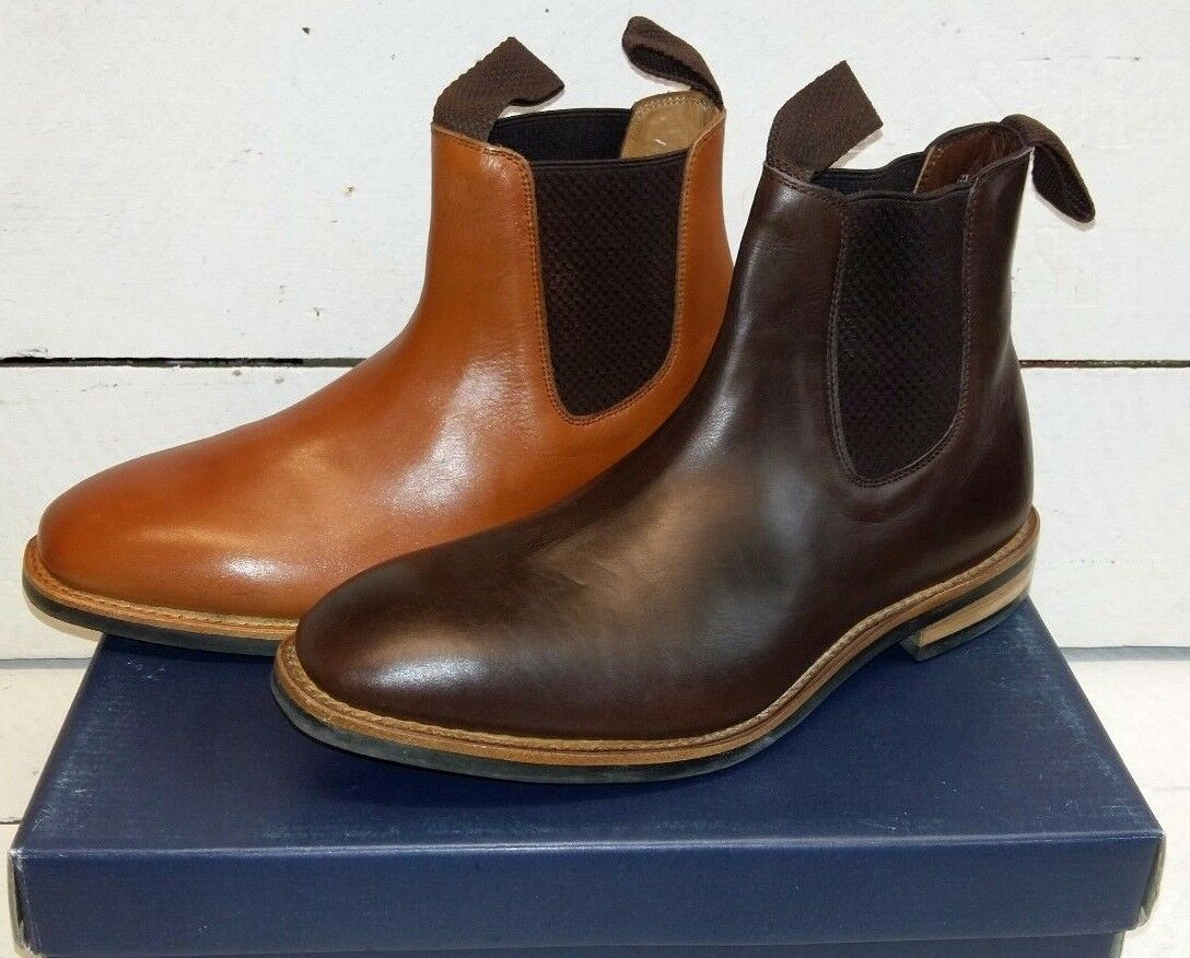 Men's Catesby Leather Welted Dealer Boots