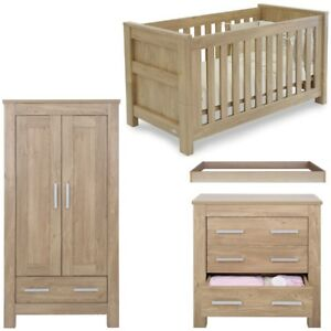Image Is Loading Babystyle Bordeaux By Charnwood 3 Piece Nursery Furniture