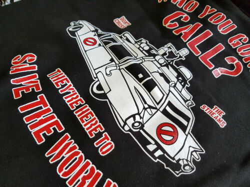 Cult College The Car hunter year Nuovo Ghostbusters Jacket spirit Slimer 80 xXOIq7Rw5
