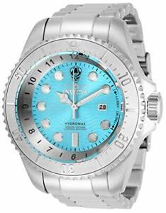Invicta-Hydromax-Quartz-Blue-Men-039-s-Watch-30843