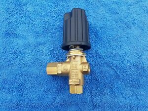 Pressure Washer, Steam Cleaner, Bypass PA VB9 Unloader Valve With Switch