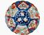Antique-Japanese-Edo-Period-Imari-Ware-Porcelain-Scalloped-Fluted-8-5-034-Dish-with thumbnail 1