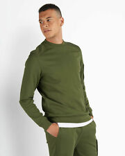 Lyle and Scott Mens Casuals Crew Neck Sweatshirt With Sleeve Pocket