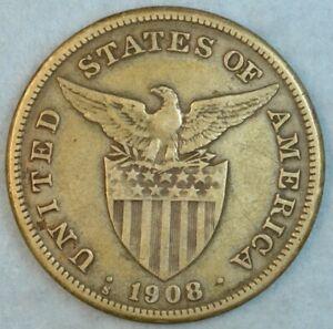 US-PHILIPPINES-ONE-PESO-1908-S-Filipinas-UNITED-STATES-OF-AMERICA-76682