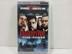 Carlito-039-s-Way-Rise-to-Power-UMD-for-PSP