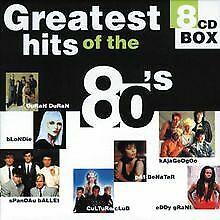 Greatest-Hits-80-039-s-von-Various-CD-Zustand-gut