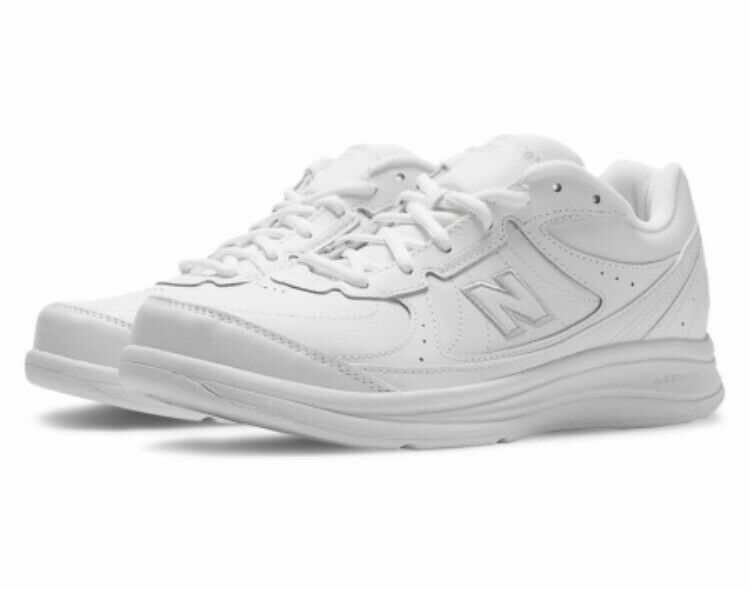 Nuevo En Caja Para Hombre 577 Caminar New Balance Tenis blancoo Mw577wt