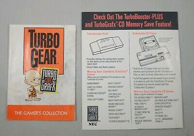 Vintage Video Game AD BONKS ADVENTURE TURBO GRAFX 16 Centerfold Advertisement