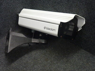 VIDEOLARM SURVEILLANCE PANASONIC CAMERA w/ WEATHER RESISTANT OUTDOORS HOUSING
