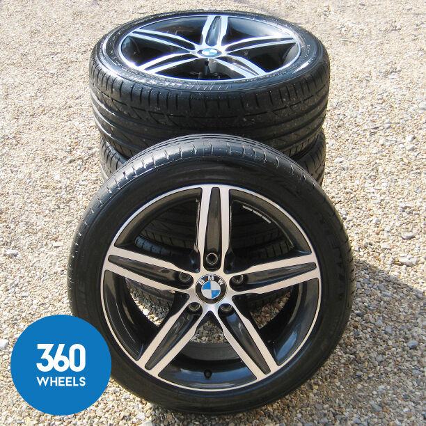 Genuine Bmw 1 Series F20 F21 379 M Sport Black Edition 17inch Alloy