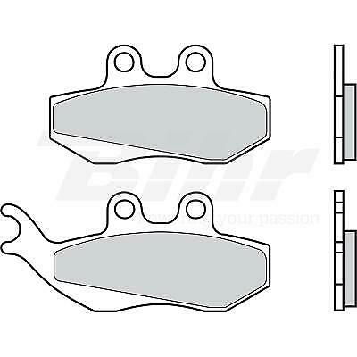 Pastillas de freno BREMBO compatible con PIAGGIO HEXAGON 150 1998- (F) (1 DISK)