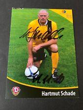 HARTMUT SCHADE Olympiasieger 1976 DDR  signed Autogrammkarte 10x15