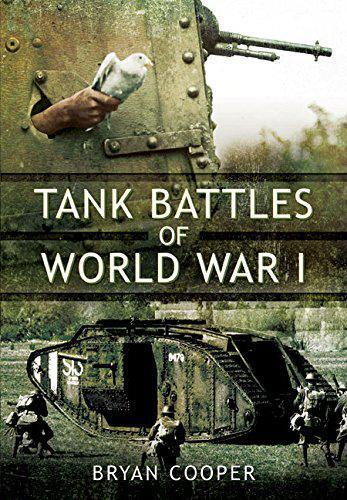 Tank Domains von Weltkrieg I von Cooper, Bryan, Neues Buch, Gratis & , (H