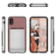 thumbnail 8 - For iPhone X / iPhone XS Case | Ghostek EXEC Card Holder Wallet Built-In Magnet