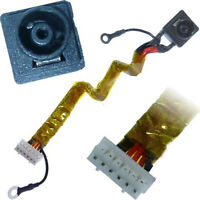 For Sony Vaio Vgn-cr390eb Vgn-cr420 Vgn-cr490 Dc Jack Power Socket Cable Harness