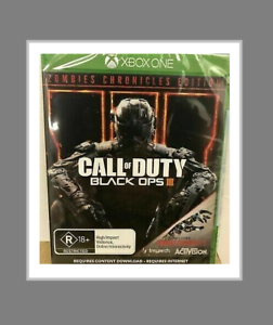 Call-of-Duty-Black-Ops-3-III-Zombies-Chronicles-HD-Xbox-One-New-GIFT-IDEA-Aus