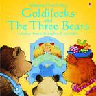 Usborne Fairytale Sticker Stories Goldilocks And The Three Bears by Usborne Publishing Ltd (Paperback, 2003)