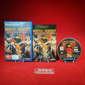 Mortal Kombat: Shaolin monjes-Sony Playstation 2 PS2 Menta PAL * brcollectables *