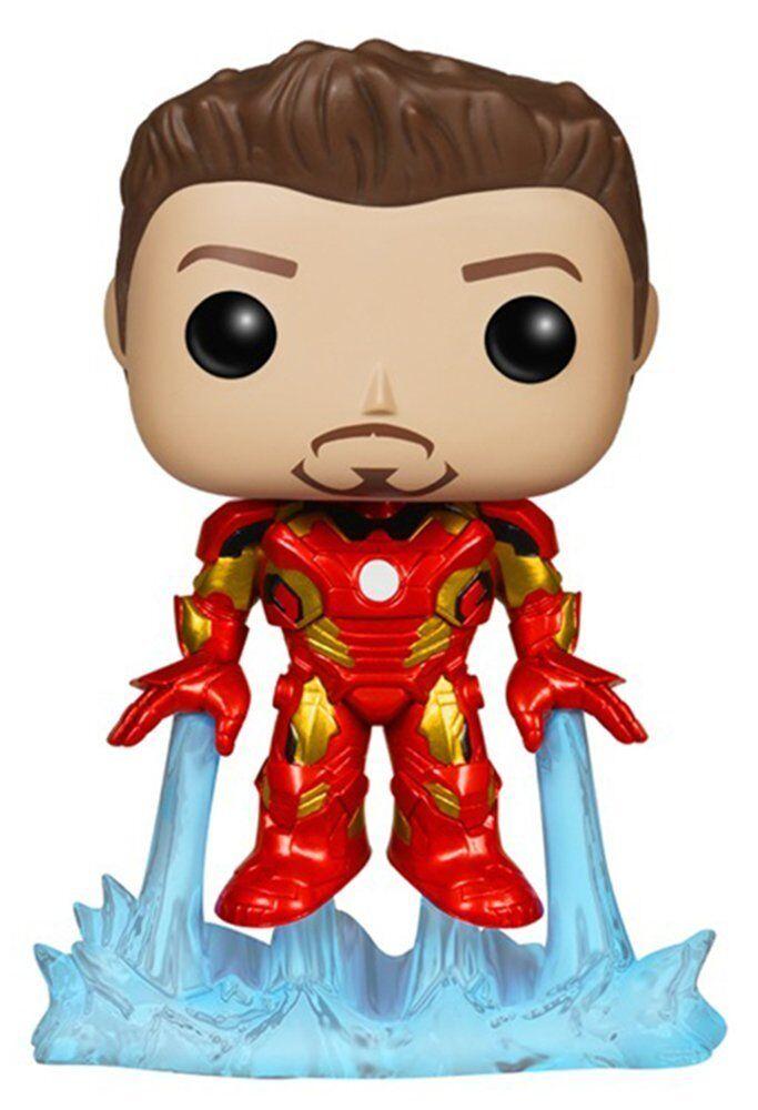 POP  Iron Man Unmasked UNDERGROUND EXCLUSIVENEWFREE POSTAGE
