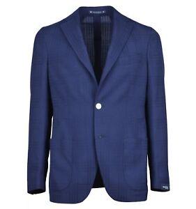 uomo galles GB42BTT eBay NAPOLI BAGNOLI blazer SARTORIA blu giacca fPxTTX
