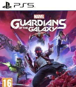 Preordine Marvel's Guardian Of The Galaxy PS5 ('low price' fino 1.9, esce 26.10)