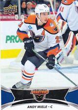 ANDY MIELE 2016-17 16-17 UPPER DECK AHL BASE #57 LEHIGH VALLEY PHANTOMS