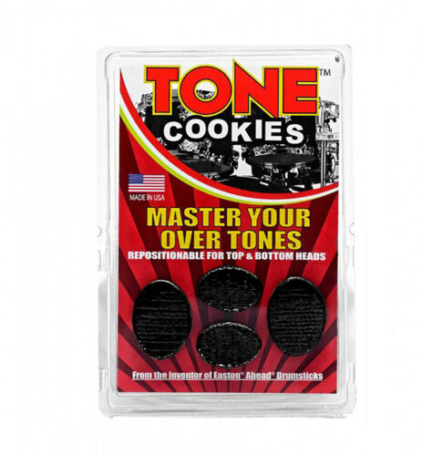 Tone Cookies ATCB Remove Unwanted Overtones From Your Drums