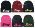 Winter Men Women Slouch cotton Knit Unisex Hip-hop Ski cap Skull Beanie Warm Hat