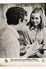 19623 Kino Foto DEFA Film Du und ich und Klein-Paris 1971 Schwarz  E. Opoczynski