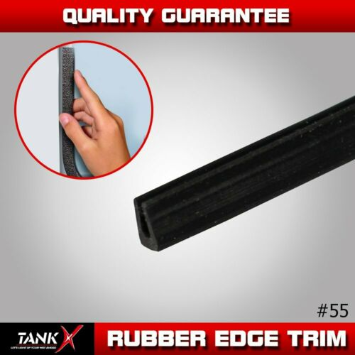 10ft Rubber Seal Edge Trim Black U Shape Soft Door Trunk Cars Parts Accessories