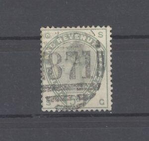Grossbritannien-Mi-Nr-78-5-Pence-Freimarke-1884-gestempelt-H121