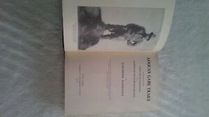 African-Game-Trails-Teddy-Theodore-Roosevelt-Scribners-1910-1st-Edition-Vintage
