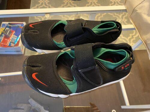 Very Rare - 10 Years Anniversary Nike Air Rift Bla