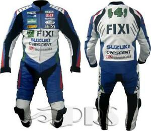 Suzuki-Fixi-Motorbike-Leather-Suit