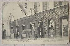 """CPA """" POPERINGHE - Ruines, rue de Bruges"""