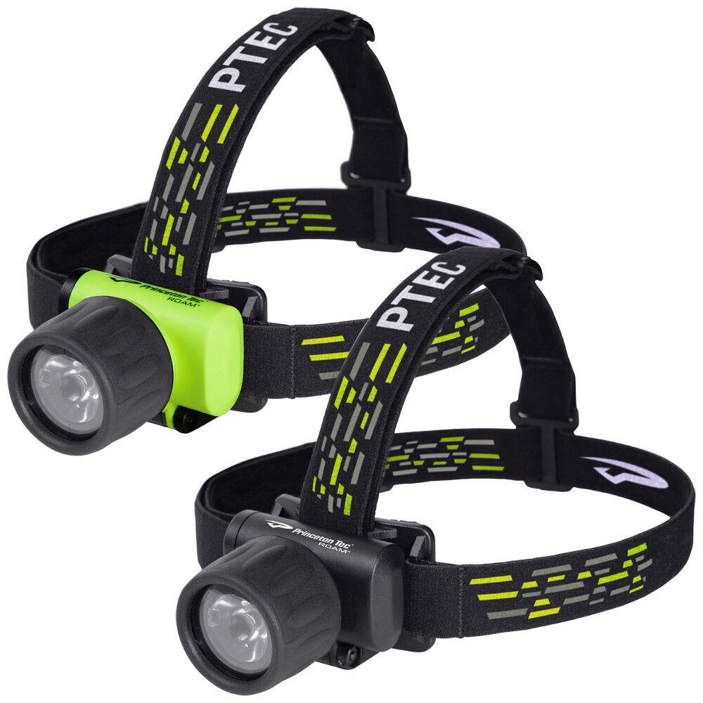 PRINCETON TEC ROAM - Tauch- Stirnlampe mit Adapter für Go Pro Halterungen  | Angemessener Preis