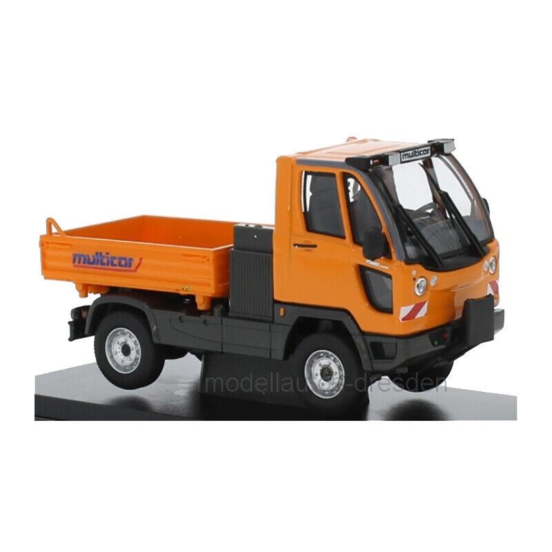 Abrex 143T-006O Multicar Fumo Tipper Orange 1 43 scale (235245) NEW  °