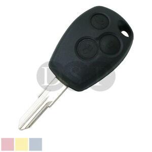 Capable Remote Key Shell Fit For Renault Clio Dacia Logan Sandero Key Case Fob 3btn 351b êTre Reconnu à La Fois Chez Soi Et à L'éTranger Pour Sa Finition Exceptionnelle, Son Tricot Habile Et Son Design éLéGant