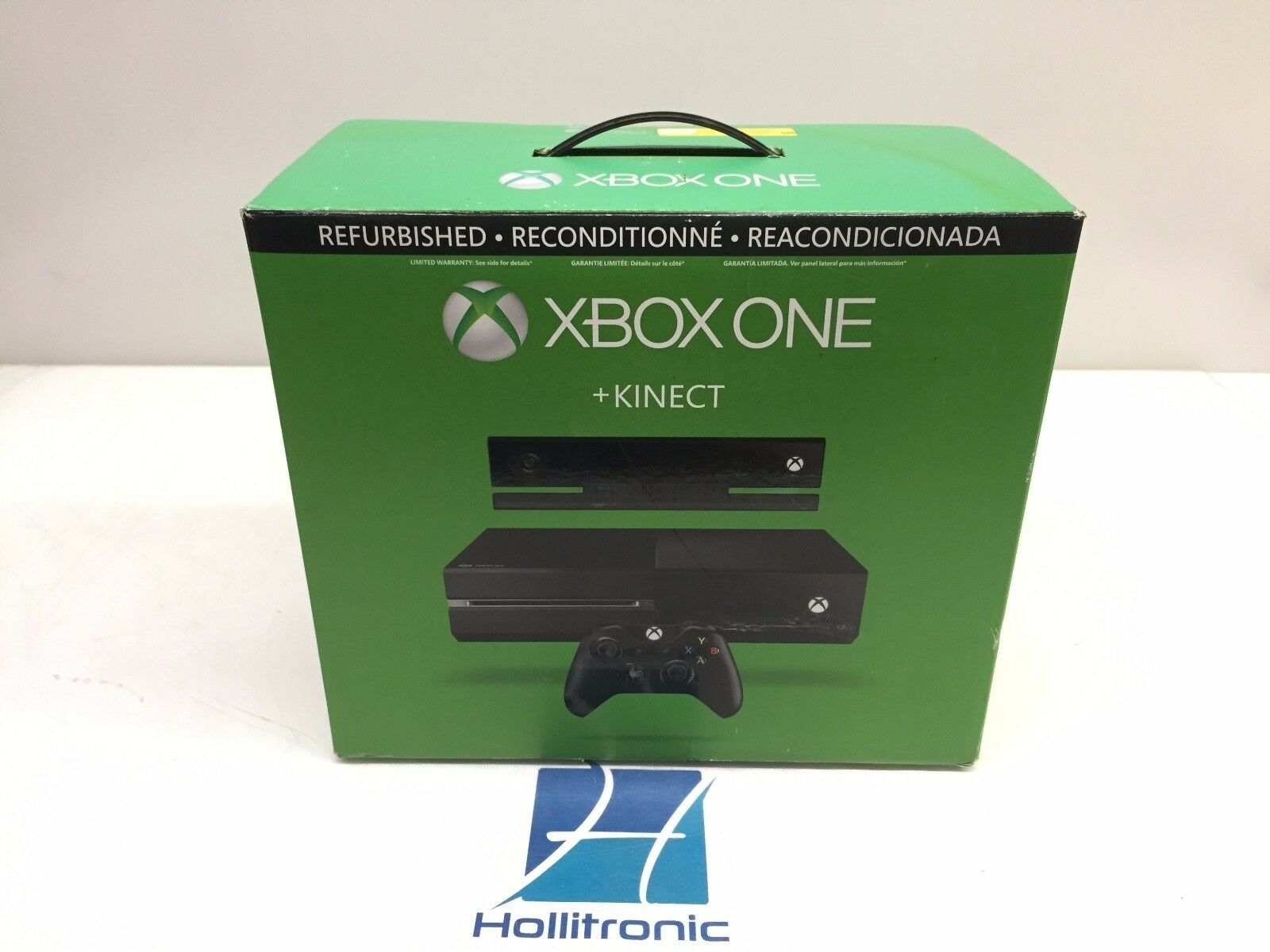 Microsoft Xbox One 500gb Console System With Kinect Ebay
