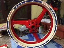 ADESIVI CERCHIONI MOTO wheels stickers lateral kit standart stripes per CBR