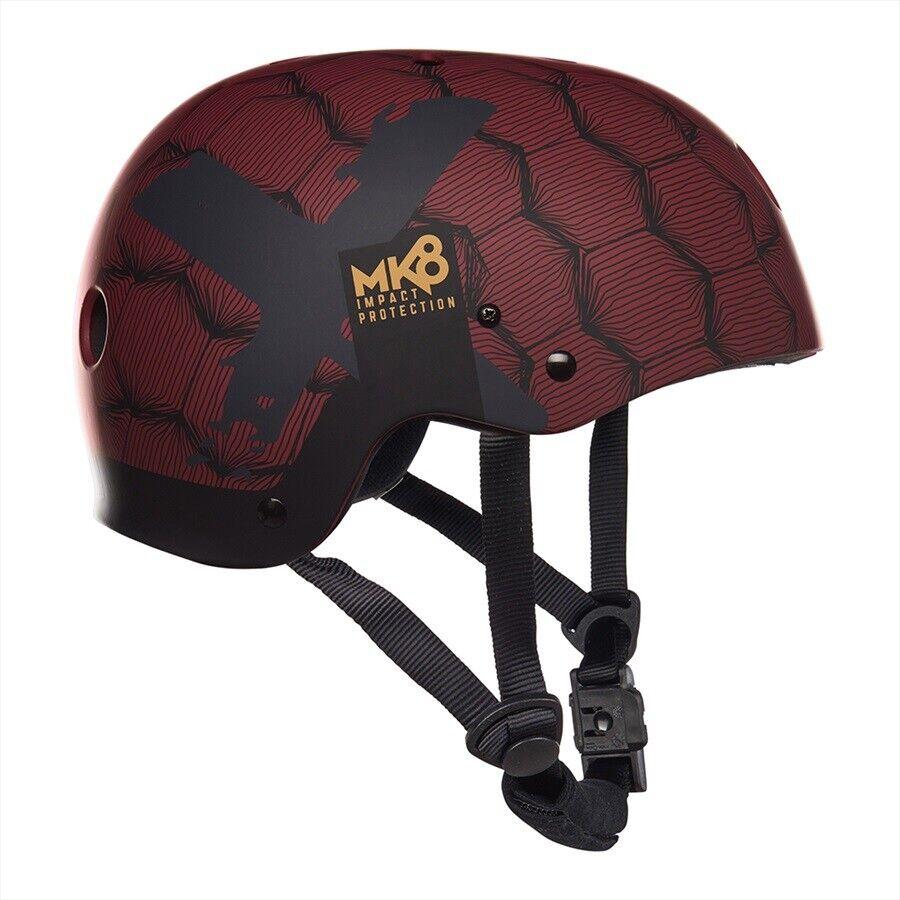 2019 Mystic Mk8 X Acción Deportes Acuáticos Casco para Esquí Acuático